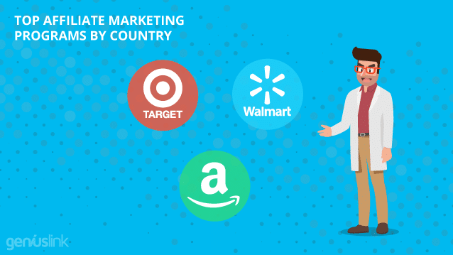 Top Affiliate Marketing Programs By Country